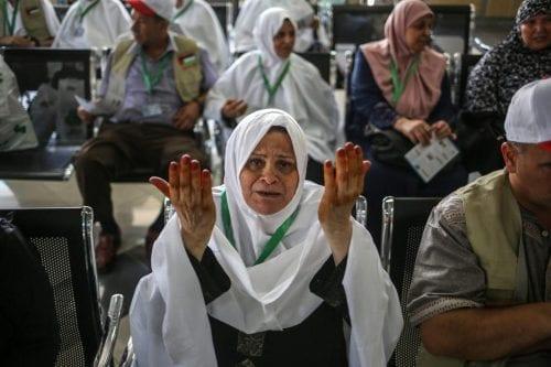 Arabia Saudí prohíbe a los árabes israelíes participar en el…