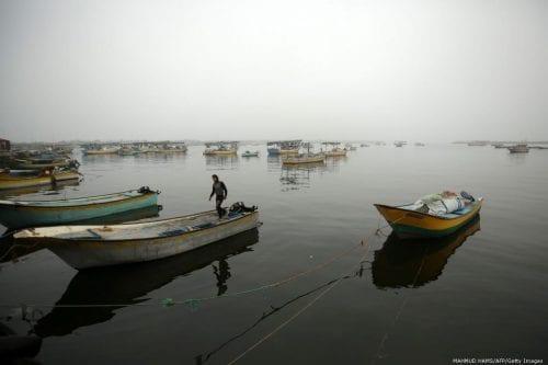 Pescador palestino asesinado a tiros por el ejército egipcio
