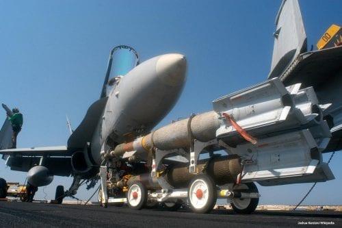 Las exportaciones de armas de EE.UU. suben un 13% en…