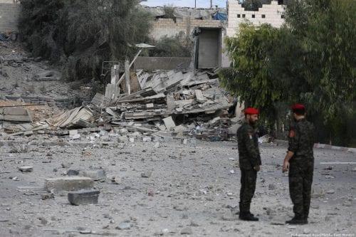 Israel mata a 7 palestinos durante un asalto a Gaza