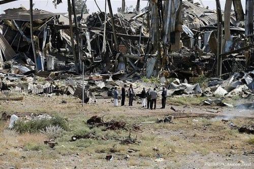 Yemen: La coalición dirigida por Arabia Saudí detiene la ofensiva…