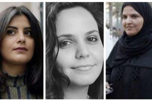Arabia Saudí torturó en prisión a activistas por los derechos…