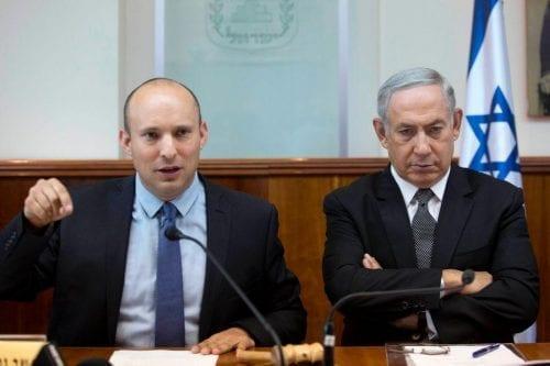 "Netanyahu: ""Jan Al-Ahmar será demolido muy pronto"""