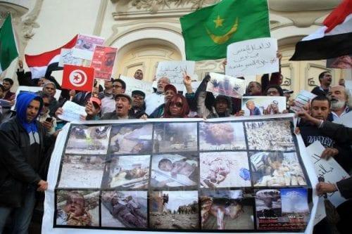 Bin Salmán limita su viaje a Túnez a un encuentro…