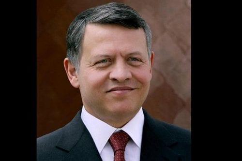 El rey de Jordania se reúne con representantes de los…