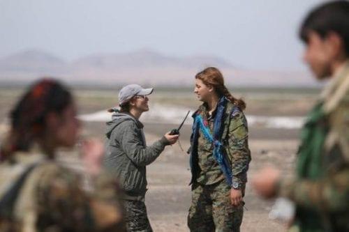 Las SDF detienen la operación contra Daesh debido a la…