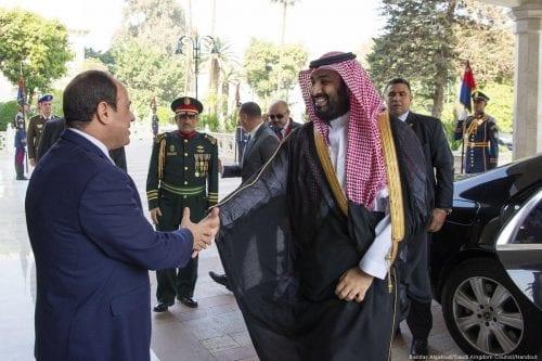 Sisi: la seguridad de Arabia Saudí es imprescindible para la…