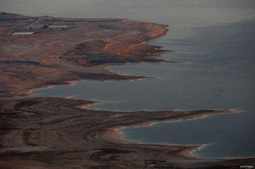 La coordinación entre Israel y Jordania en materia de aguas…
