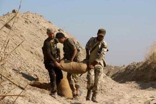 La retirada de Estados Unidos de Siria no señala el…