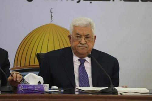 El jefe de la ONU felicita a Abbas por la…