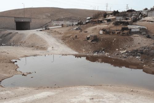 ANP: la crisis del agua en Palestina terminará cuando acabe…