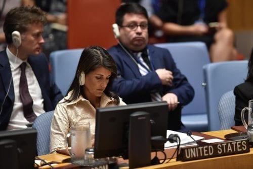 Estados Unidos no logra suficientes apoyos en la ONU para…