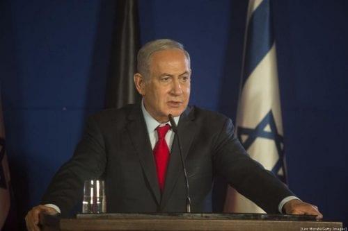 "Netanyahu: ""ningún colono será desalojado mientras yo sea primer ministro"""