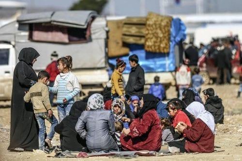 ONU: 250.000 refugiados sirios podrían regresar a sus hogares en…