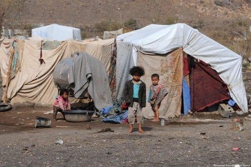 3,5 millones de personas huyen de sus hogares en Yemen