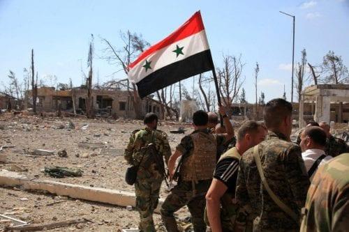 "Rebeldes sirios: ""El régimen va a seguir asesinando opositores"""