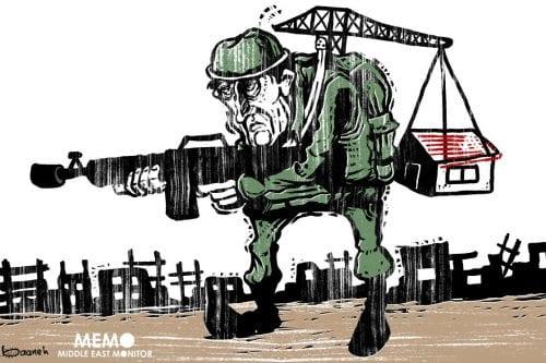 Reino Unido afirma que las nuevas unidades residenciales en Cisjordania…