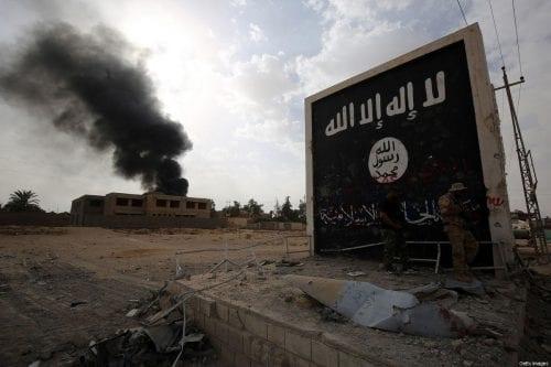 Irak descubre y destruye una planta de fabricación de misiles…