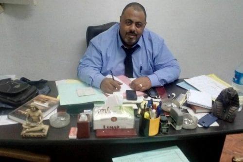 Detenido un abogado egipcio por hacerse una foto con un…