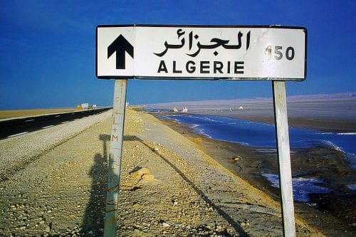 Reabierta la frontera argelino-tunecina tras protestas de los residentes
