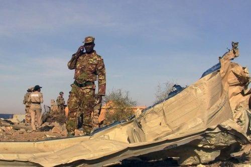 Argelia detecta 11 misiles cerca de la frontera con Mali