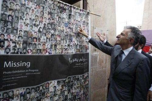 Líbano: creada una comisión para buscar a los desaparecidos en…