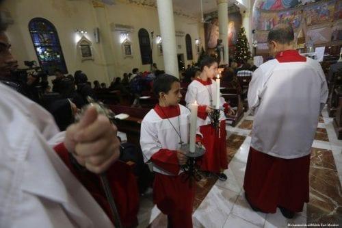 Prohibida la entrada de 'Papá Noeles' palestinos en Jerusalén