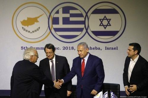 Avanza el proyecto para un gasoducto israelí-europeo