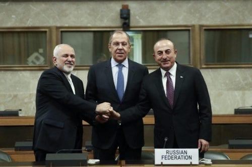 Rusia, Irán y Turquía acuerdan un nuevo órgano constitucional para…