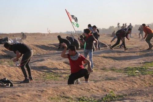 Las víctimas de las manifestaciones en Gaza no son sólo…