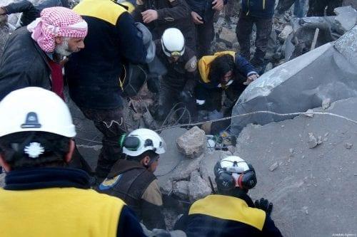 Informe: Casi 20.000 sirios fueron asesinados en 2018