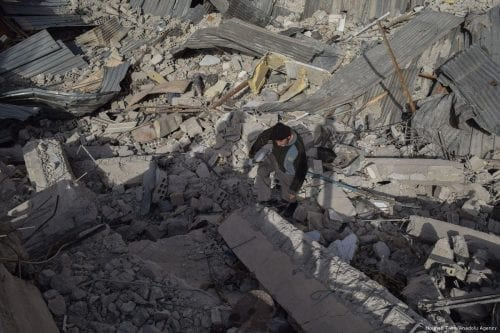 Activistas: El régimen sirio impide la recuperación de cadáveres de…