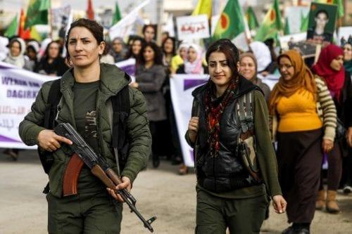 """Gobierno sirio: """"El diálogo con la población kurda es la…"""