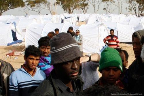 Catar financiará la evacuación de migrantes africanos de Libia