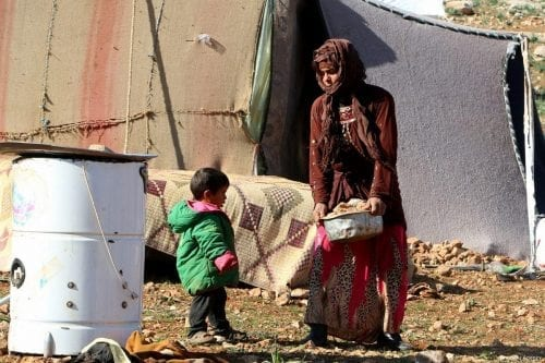 """Rusia: """"Se necesitan más esfuerzos para que los refugiados sirios…"""