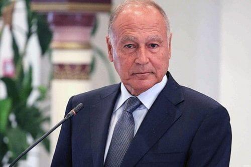 """Secretario de la Liga Árabe: """"La mitad de la población…"""