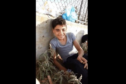 Muere el primer niño palestino de 2019 a manos del…