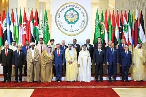 Los árabes están pagando el precio de la paz con…
