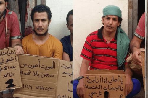 Los yemeníes detenidos por EAU mantienen su huelga de hambre