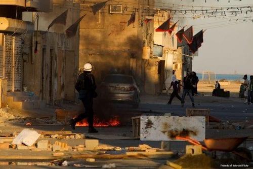 5.000 prisioneros de conciencia encarcelados en Bahréin