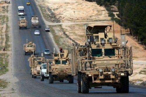Una explosión reivindicada por Daesh mata a soldados estadounidenses en…