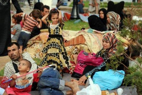 La ONU, preocupada por los refugiados abandonados por las autoridades…