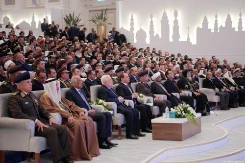 Egipto inaugura la mayor catedral de Oriente Medio en su…