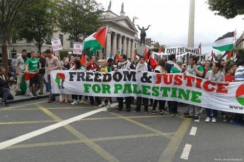 Irlanda acogerá una cumbre internacional sobre Palestina