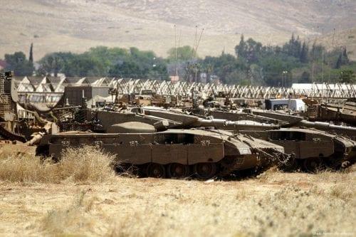 Israel realiza maniobras militares simulando la guerra con Hezbolá