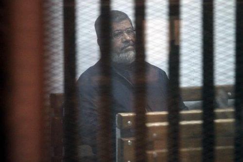 Juicio de Morsi: un agente de seguridad de Egipto dice…