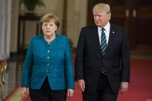 Contradiciendo a Trump, Merkel dice que Daesh no ha sido…