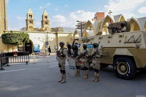 Egipto pide la pena de muerte para dos monjes por…