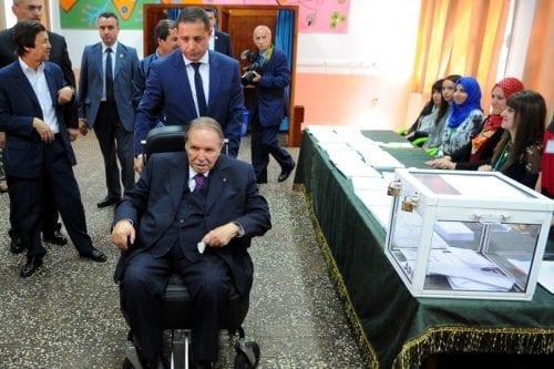 El presidente Bouteflika de Argelia nombrará a un vicepresidente debido…