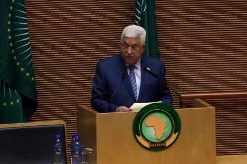 Abbas pide a la Unión Africana que supervise las elecciones…